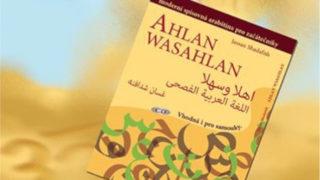 Lektor Jassan vydal pro kurzy arabštiny svou vlastní učebnici