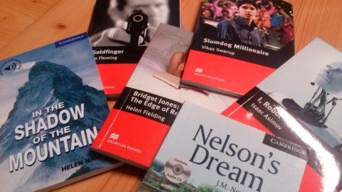 Zjednodušené knihy – aneb četba v cizím jazyce…