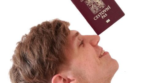 Úřední kopie pasu a dalších dokladů