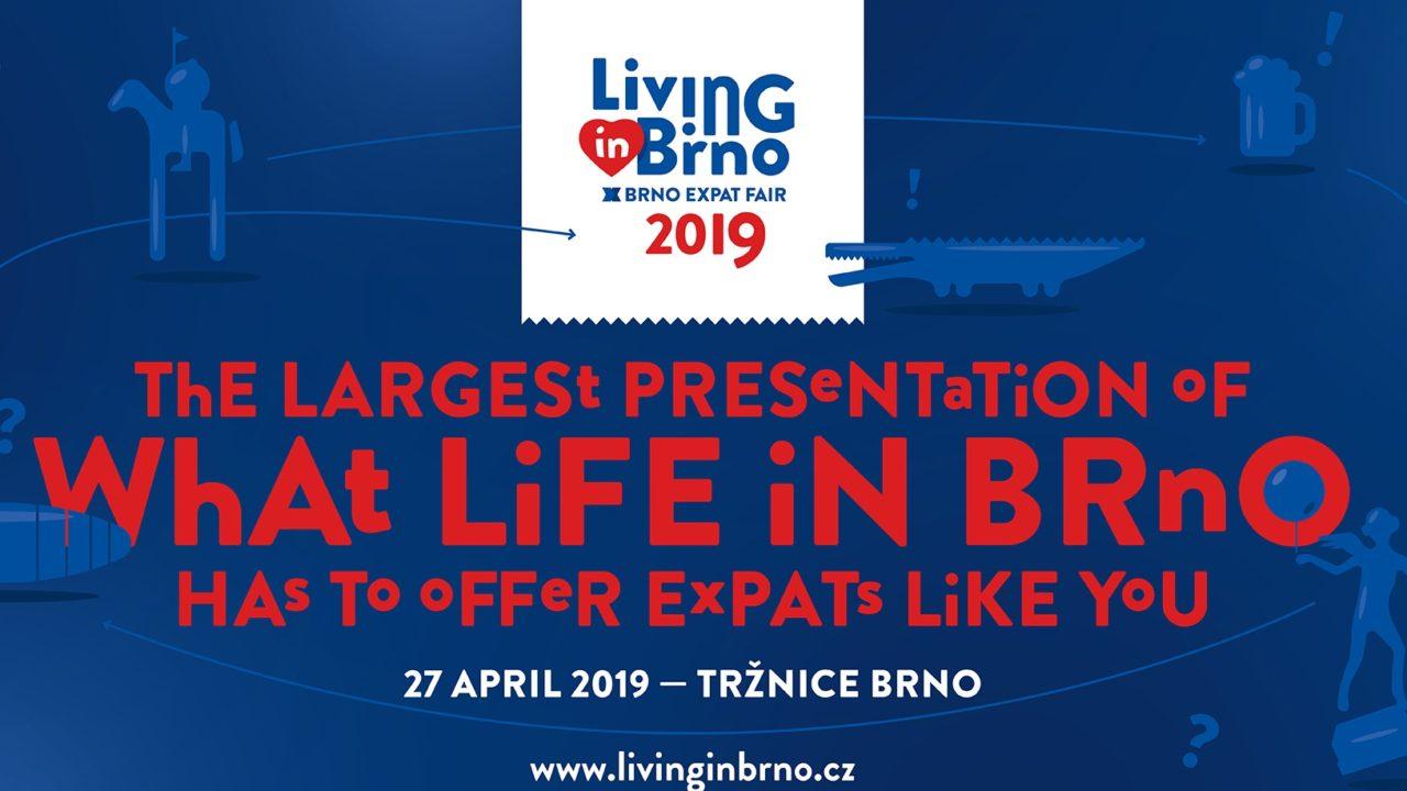 Brno Expat Fair 2019 – veletrh pro cizince žijící v Brně