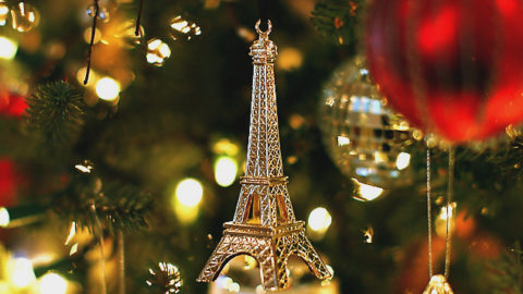 Předvánoční Francie – když se rozsvítí město světel
