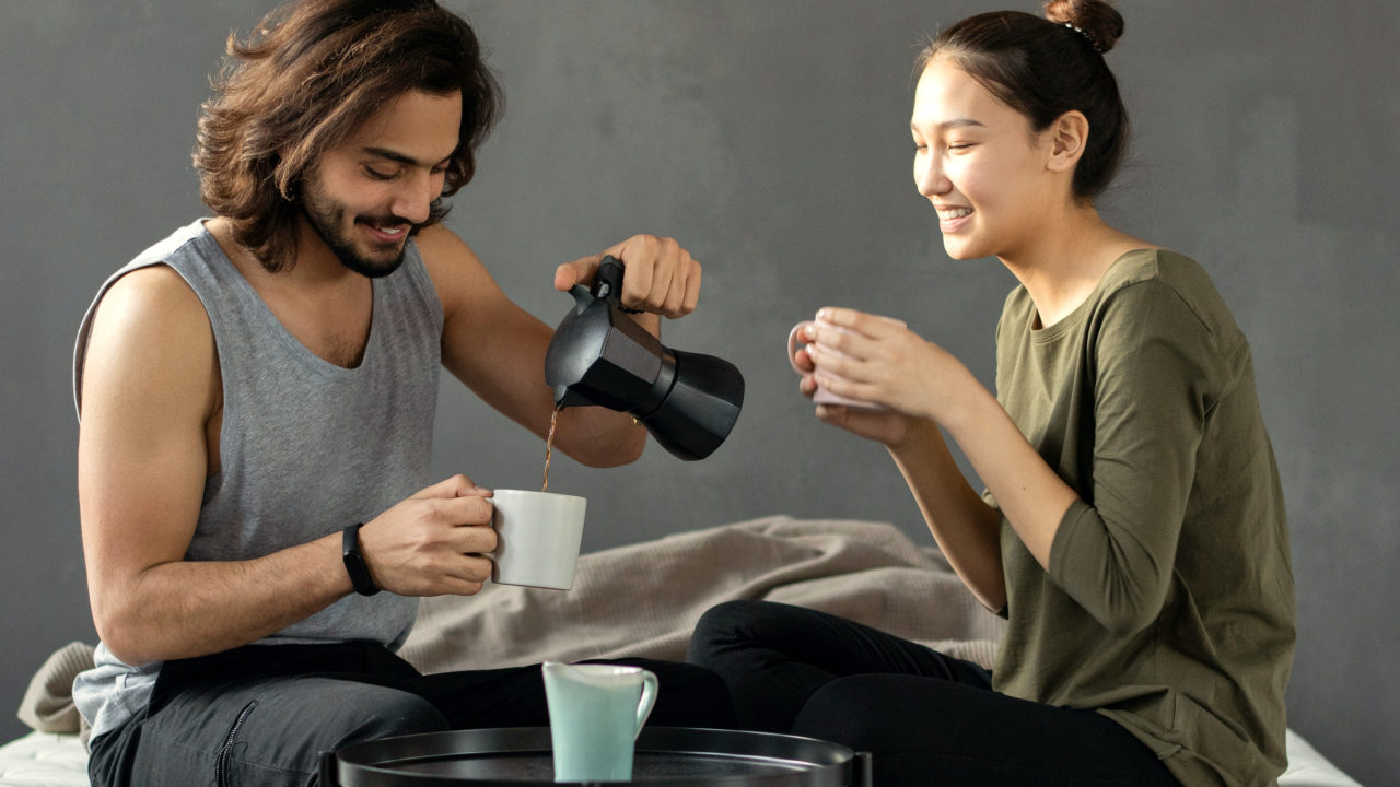 Mezinárodní den kávy 1. října