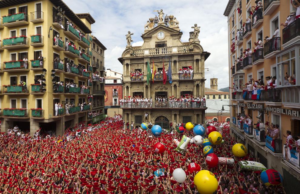 Letní španělské svátky I: Fiesta de San Juan